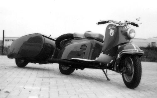 Berliner Motorroller