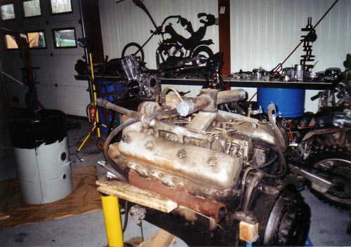 Kraz Motor
