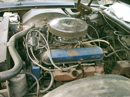 Luftfilter Cadillac Eldorado 1975