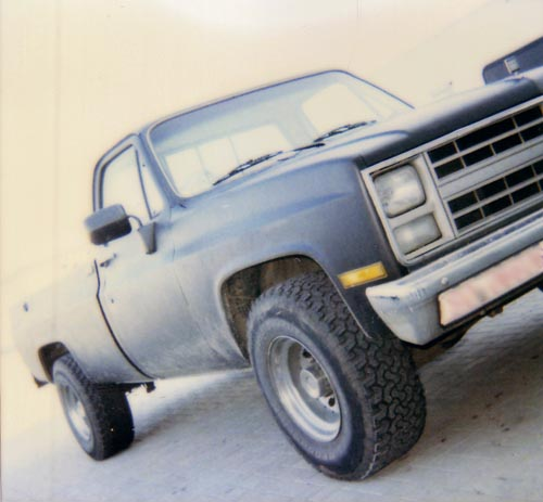 Pickup C20