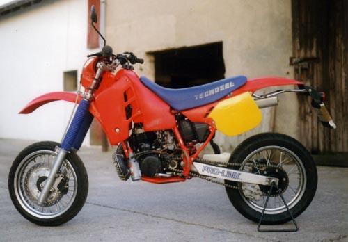Super Moto Motorrad CR 500